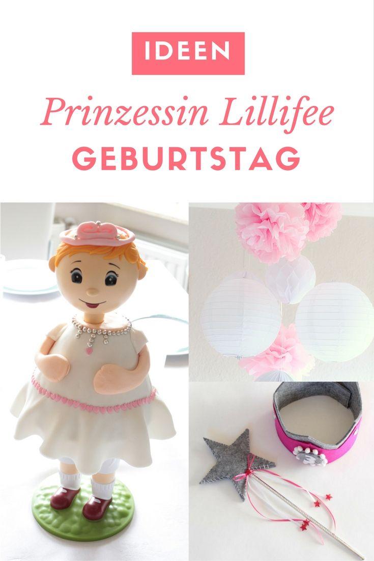 Princess lillifee coloring pages - Leben Mit Kindern Ideen F R Einen Prinzessin Lillifee Geburtstag Kindergeburtstag Prinzessinlillifee Deko