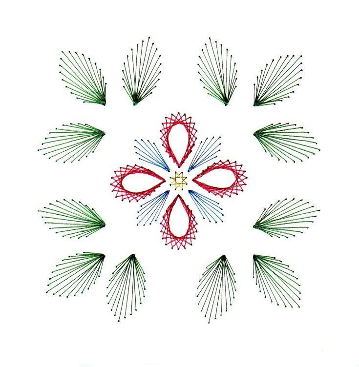 Beste afbeeldingen over paper embroidery op pinterest