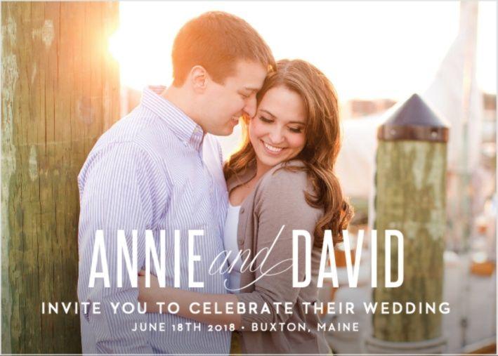Photographic Wedding Invitations: 56 Best Photo Wedding Invitations Images On Pinterest