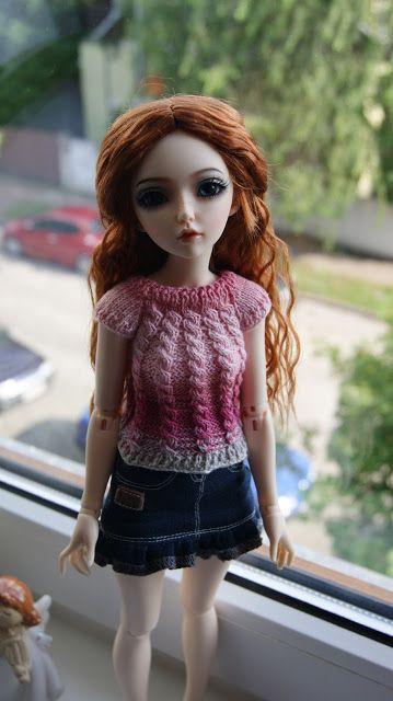 Coco Dolls: Nowe sweterki :)