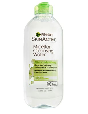 Micellar Cleansing Water All-in-1  Mattifying