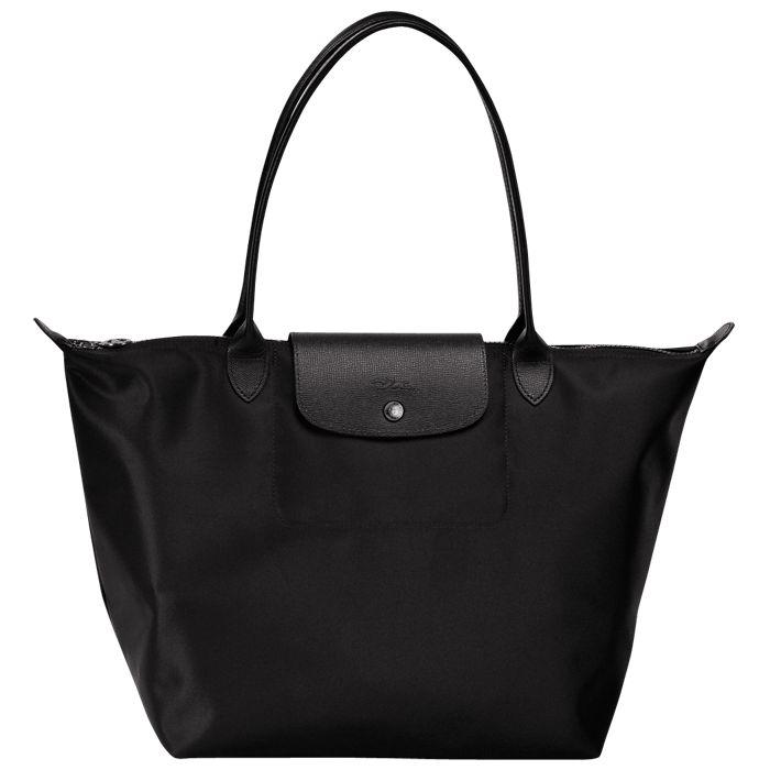 Longchamp Le Pliage Neo Tote in black