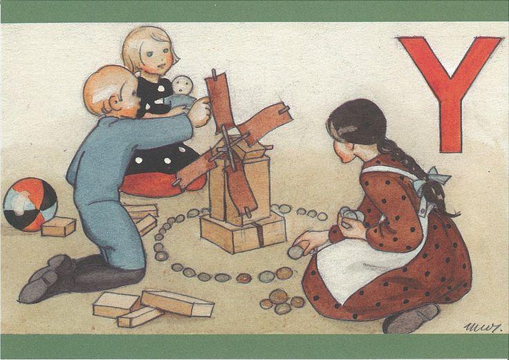 Martta Wendelin 61261 | par marja2006-offers,with a doll