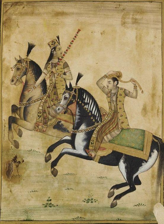 Persian Horses