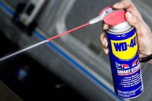 Instant Car Scratch Repair with WD40  Homesteading  - The Homestead Survival .Com