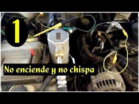 Tips para cuando el auto no enciende y no hay chispa PARTE 1 - YouTube
