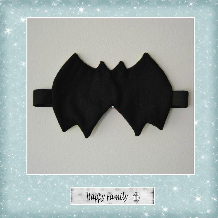 Masque de nuit bat incognito cousu par happy family patron gratuit sac tin vos incognito - Patron masque de nuit ...
