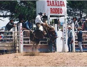 Taralga Australia Day Rodeo
