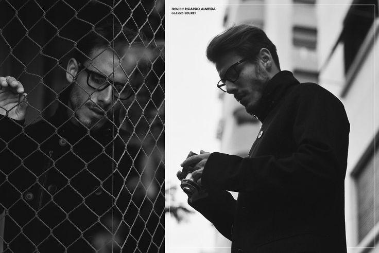 Exclusive: Lucas Bernardini In a Modern Way