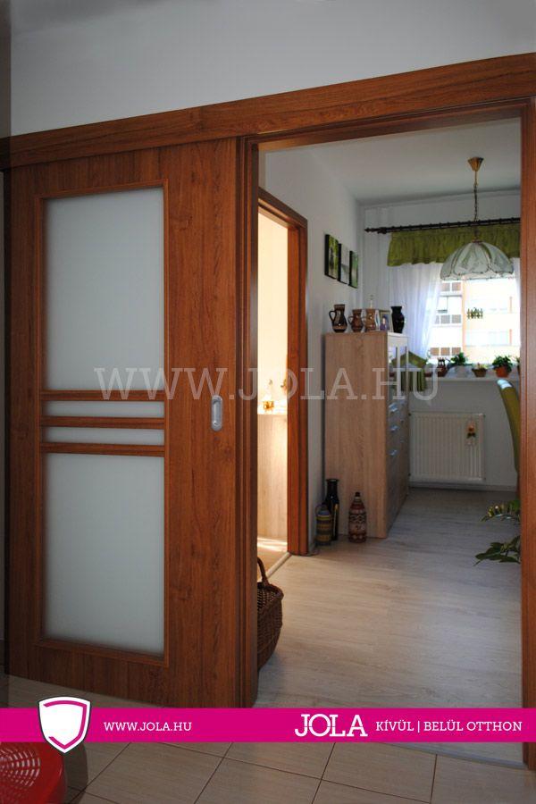 Kazincbarcika függőleges cpl üveges  beltéri ajtó