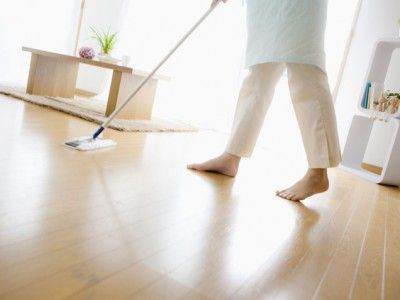Knowing how to clean hardwood floors is very important. Gravel and dirt is the enemy of hardwood flooring. Even fine dirt such as indoor plant soil can scratch and mark the floor if not removed promptly. Learn what to avoid and what is OK to use when caring for hardwood floors: How to Care for Hardwood Floors