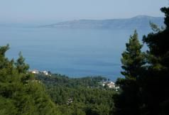 B137 - Spacious Villa in Evia combines Unlikely mountain and sea