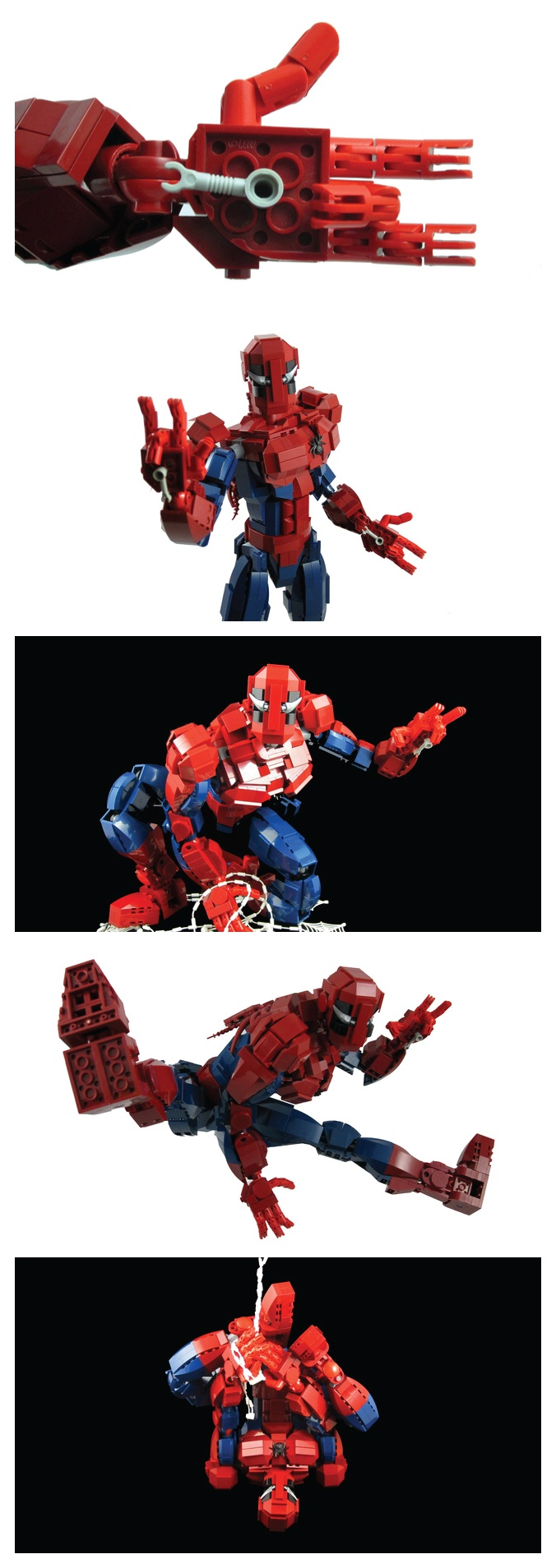 Lego Spiderman!