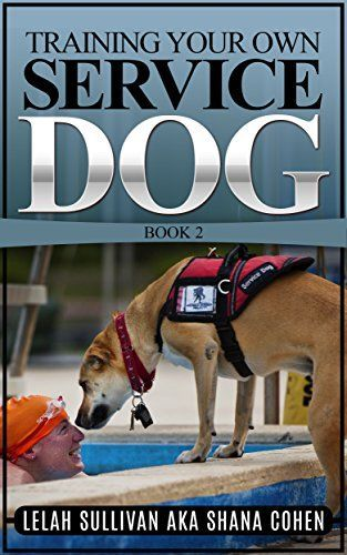 Training Your Own Service Dog Book