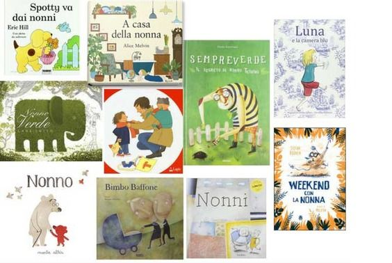 Libri sui nonni!
