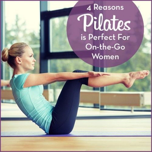 Busy lives need #quickworkouts with big results! Pilates is the perfect #exercise for that, read how to change your body today!