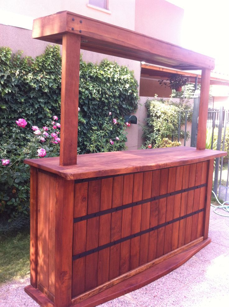10 best images about bares ideas para mi amor on pinterest for Bar hecho en madera