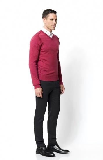 Calibre - Darien V Neck   Lansing Stud Shirt   Denver Pant   Double Buckle Shoe