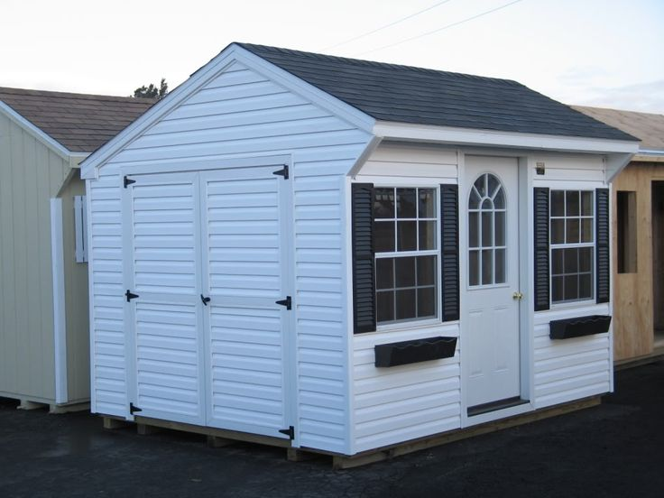 Build Any Of 41 Great Designs For Storage Sheds, Mini Barns, Tool Sheds, Garden Sheds, Small