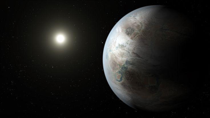 Han pasado algo más de 5 meses desde que la NASA anunciara el descubrimiento de un planeta muy similar a la Tierra... #astronomia #ciencia