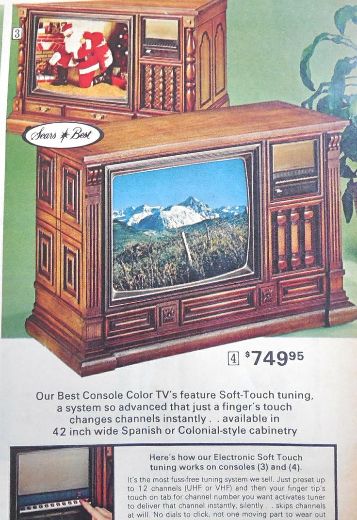 Sears Furniture Kitchener 17 Best Images About Vintage Tvs On Pinterest A Tv Portable Tv