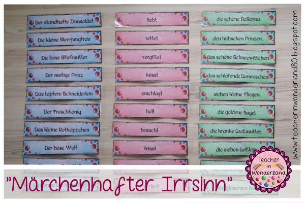 "Teacher In Wonderland: ""Märchenhafter Irrsinn"""
