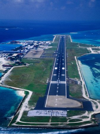 Aeroporto Internacional das Maldivas