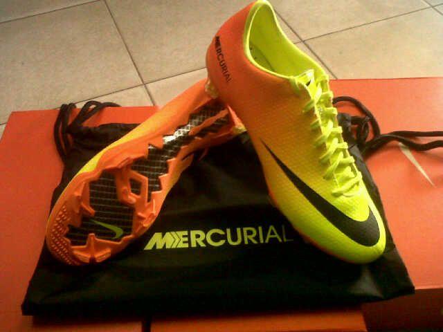 New Nike Mercurial Vapor fg