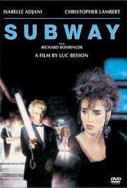 Subway Poster