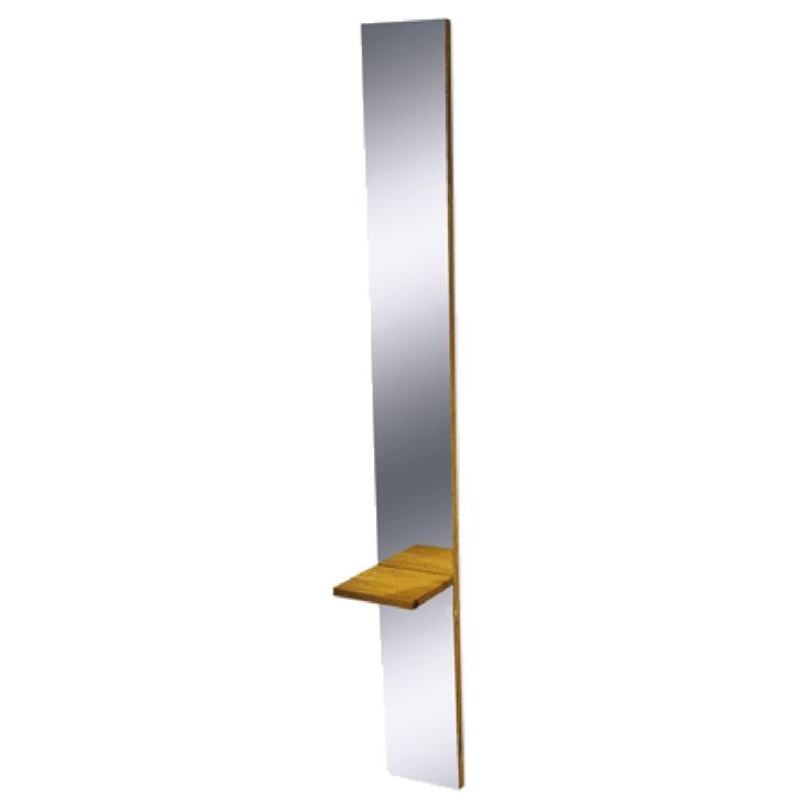 Spegel, oljad ek från SMD Design – Köp online på Rum21.se