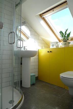 4 bedroom terraced house for sale in Cromwell Road, London E17 attic bathroom