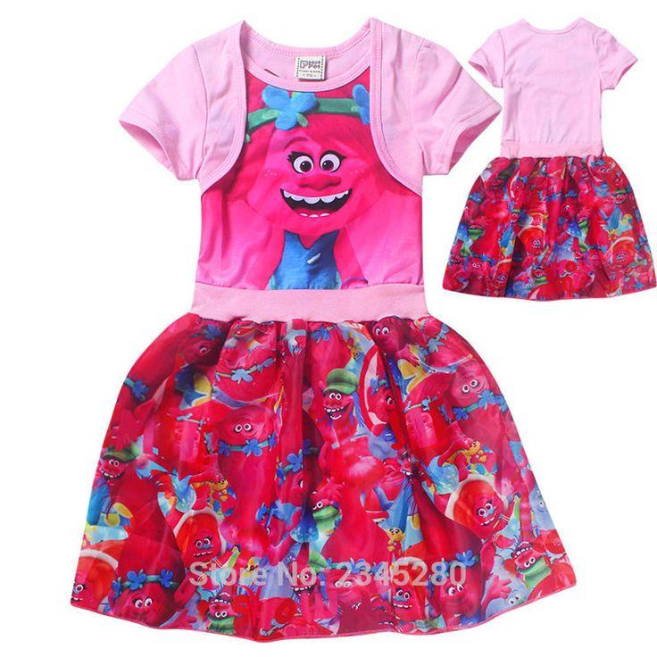 $9.54 (Buy here: https://alitems.com/g/1e8d114494ebda23ff8b16525dc3e8/?i=5&ulp=https%3A%2F%2Fwww.aliexpress.com%2Fitem%2FTrolls-Christmas-Dress-For-Girls-Clothes-Princess-Girl-Dresses-Kids-Clothing-Children-Summer-Robe-Cartoon-pajamas%2F32770233503.html ) Trolls Christmas Dress For Girls Clothes Princess Girl Dresses Kids Clothing Children Summer Robe Cartoon pajamas Sleepwear   for just $9.54