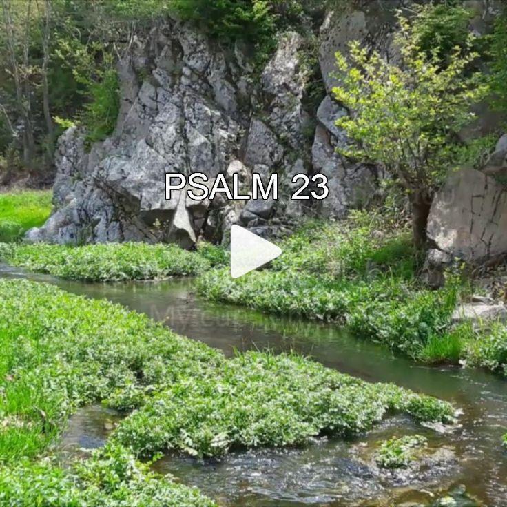 xaoa/PSALM 23