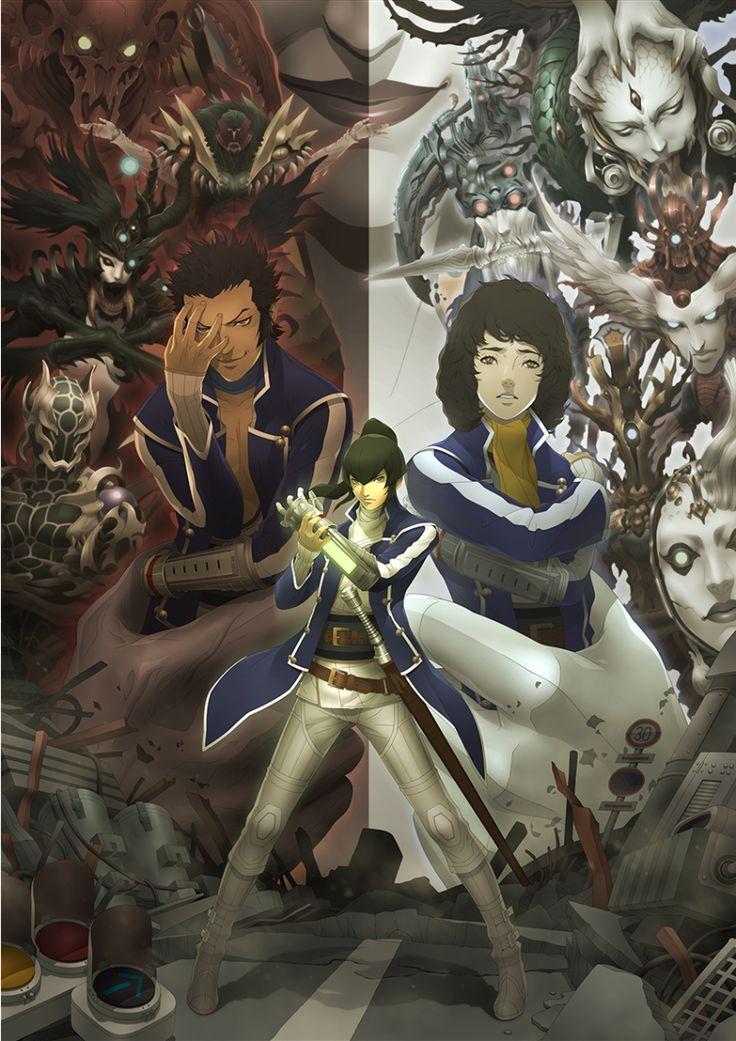 I finally got around to finishing Shin Megami Tensei IV