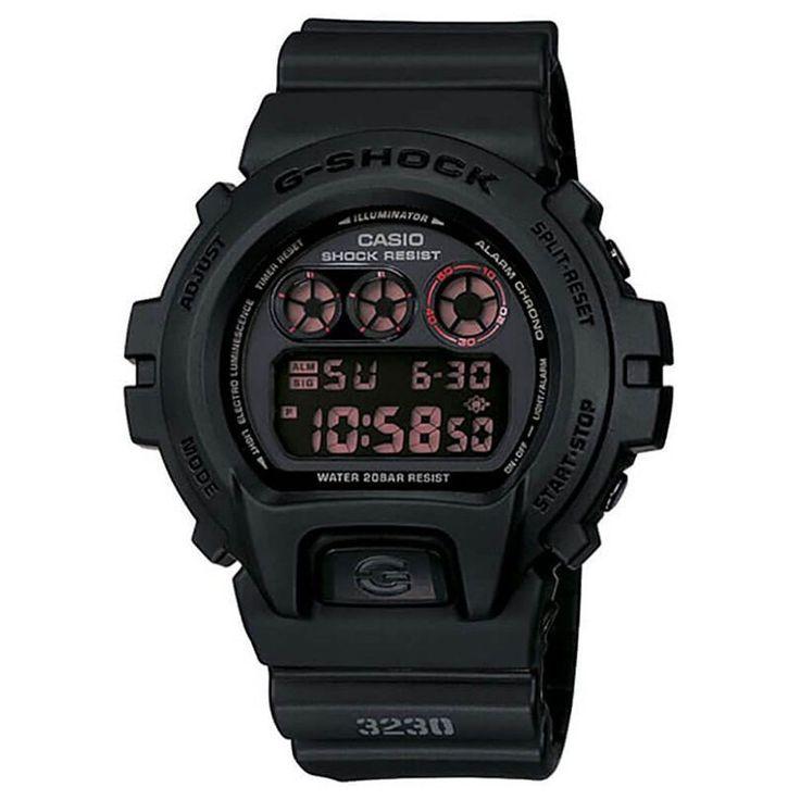 -NEW- Casio G-Shock Black Military Watch DW6900MS-1   Jewelry & Watches, Watches, Parts & Accessories, Wristwatches   eBay!