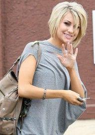 that's cute: Short Hair, Hair Ideas, Short Cut, Haircuts, Hairstyles, Chelsea Kane, Hair Styles, Makeup, Hair Cuts