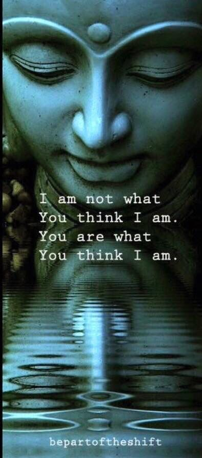 Be open minded of others and focus on your own self                                                                                                                                                      More