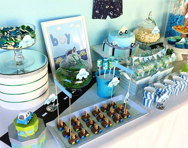 Baby Shower Themes Disney Characters ~ Best baby boy showers is it baseball cars or puppy dog