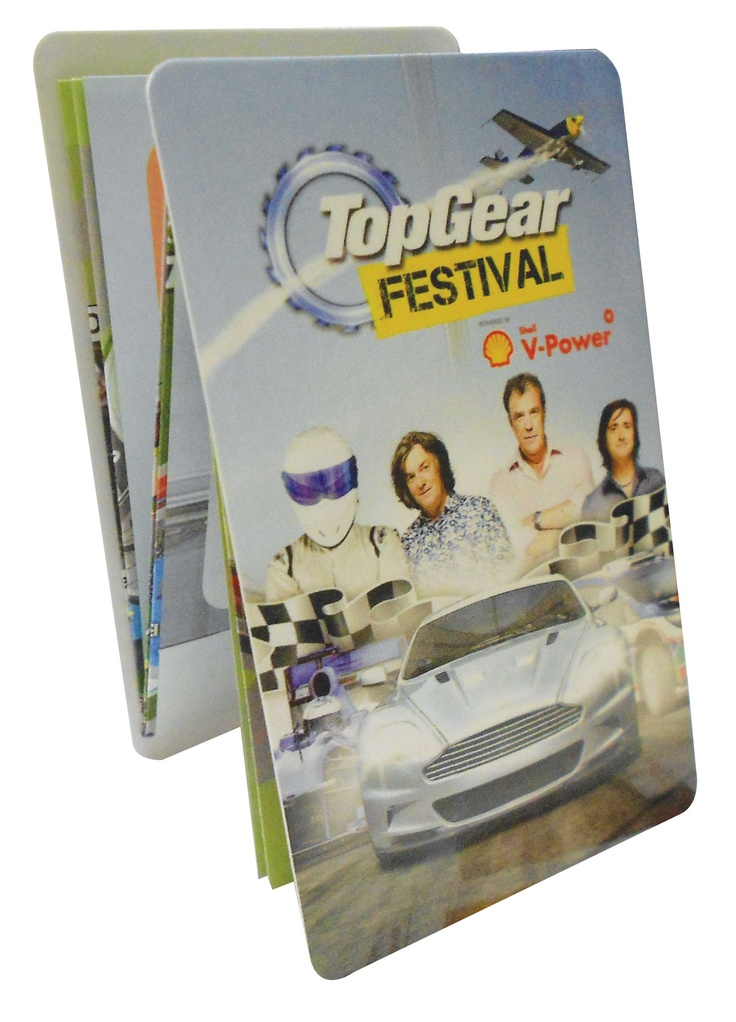 PocketMedia® Solutions gets into Top Gear - produced by Z-CARD® South Africa