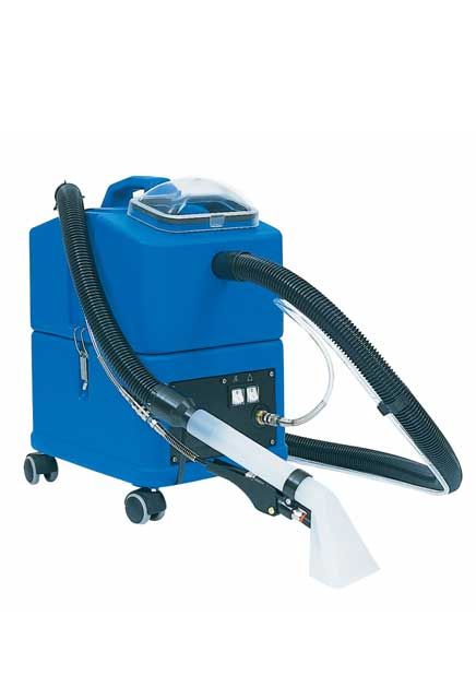 Carpet Extractor TP4X: Powerful carpet extractor with capacity of 4 gallons