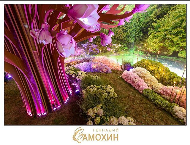 Оформление-концепция-декорации фойе Сафиса для свадьбы #sarkissalome #wedding…