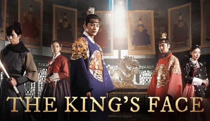The King's Face korean drama Chrome Theme - ThemeBeta