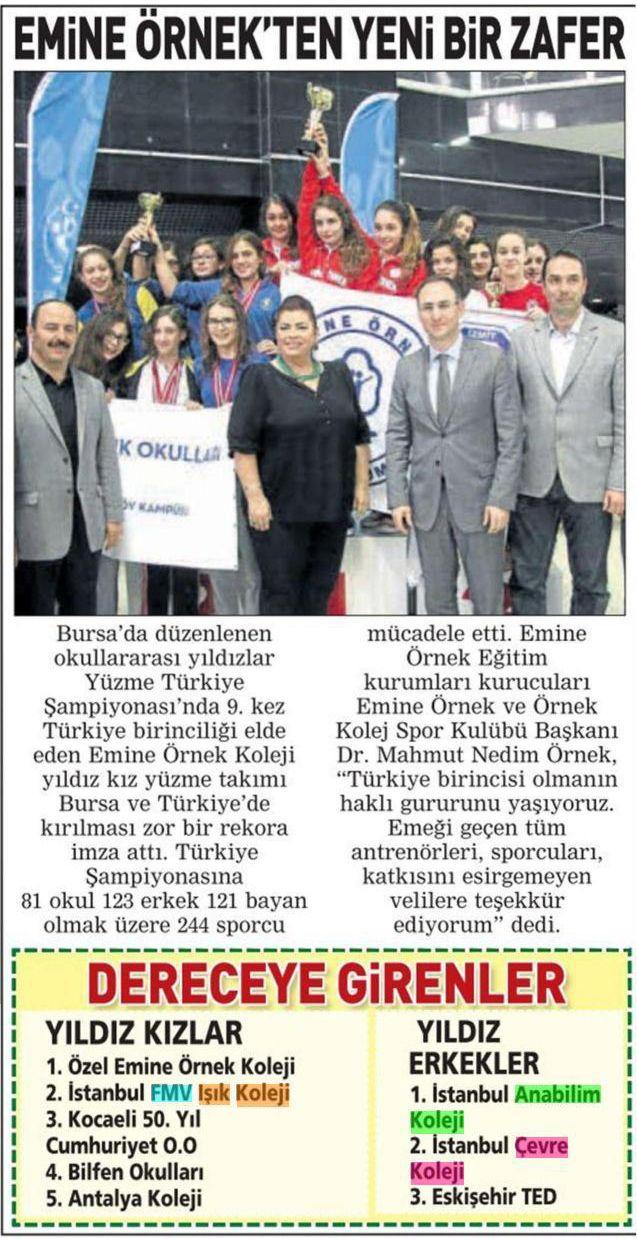 Posta Bursa - 18.05.2014