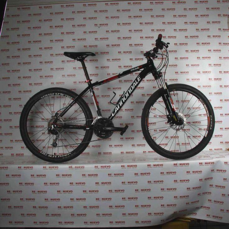 Bicicleta cannondale trail 5 bicicleta de segunda mano - Mesillas de segunda mano ...