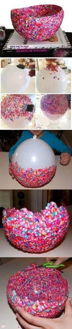 balloon container
