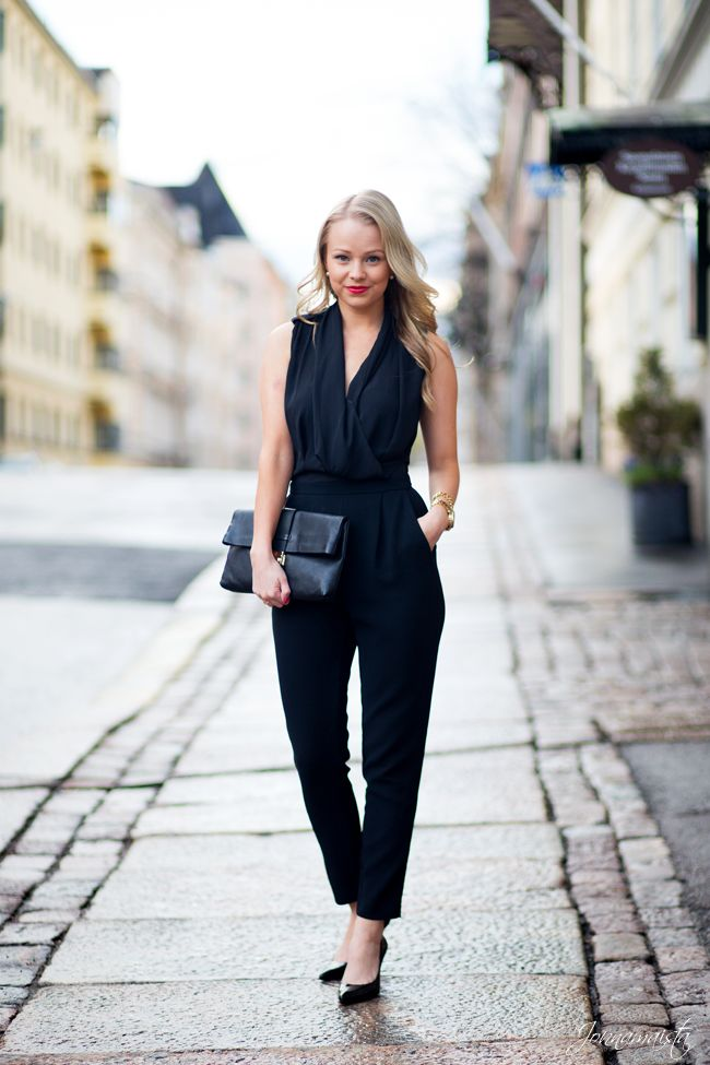 Outfit in Jumpsuit