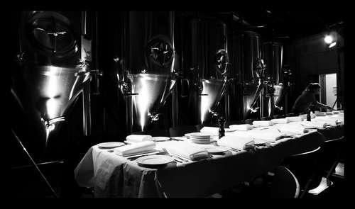 Garage Project & The Larder Wellington on a Plate Dinner 2012 - www.garageproject.co.nz