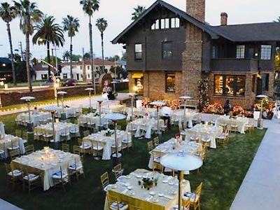 Long Beach Museum Of Art Weddings Ocean Views CA Wedding Venue 90803