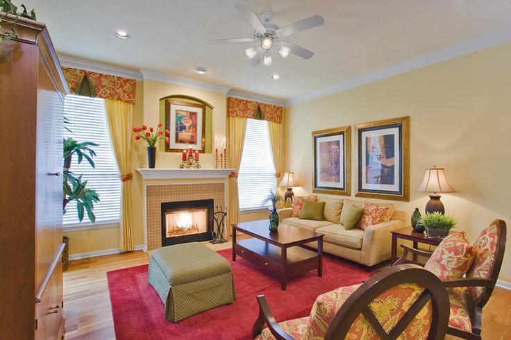 Great Living Room Ideas - Stylecraft Builders