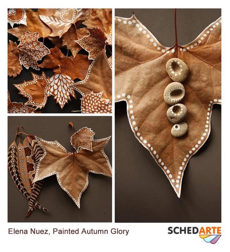 Elena Nuez, Painted Autumn Glory